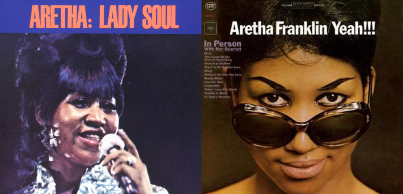 43 Best Aretha Franklin Songs (The Legend Slot) - Female Original