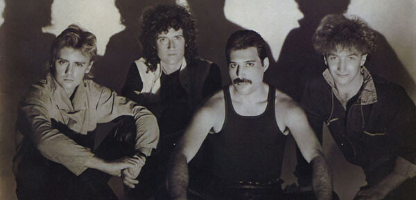Queen - The Works (1984) album cover featured image