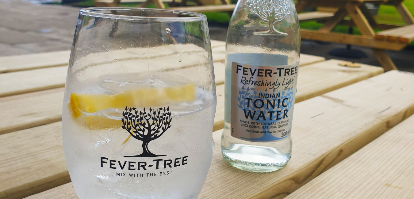 BOC Bar Liverpool - Fever Tree Tonic