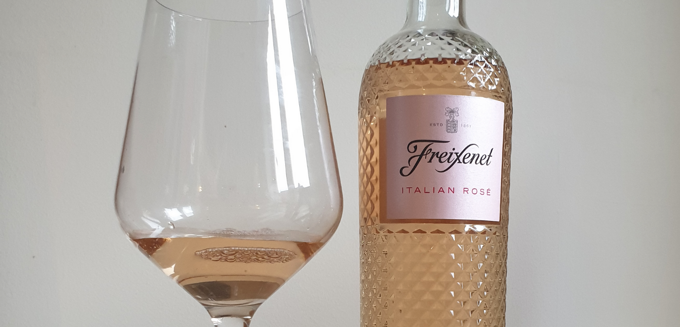 Freixenet Italian Rosé - Wine Wednesday - Female Original