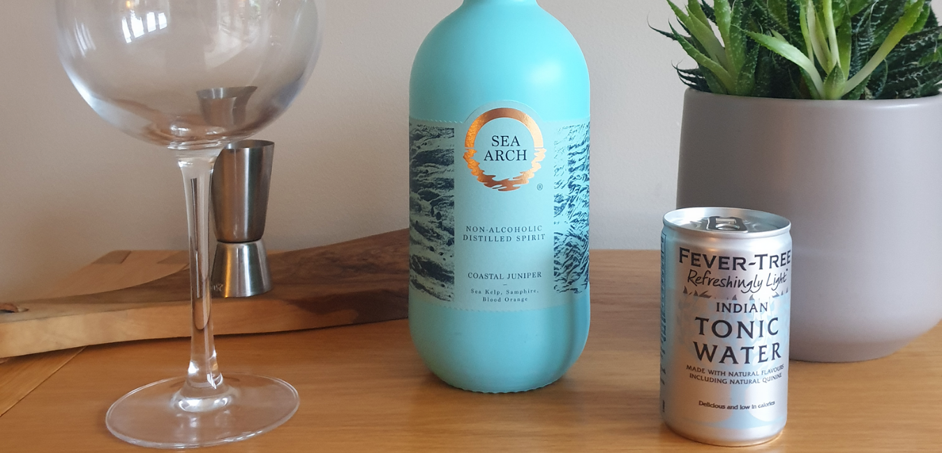 Review of Sea Arch Alcohol Free Gin - Female Original