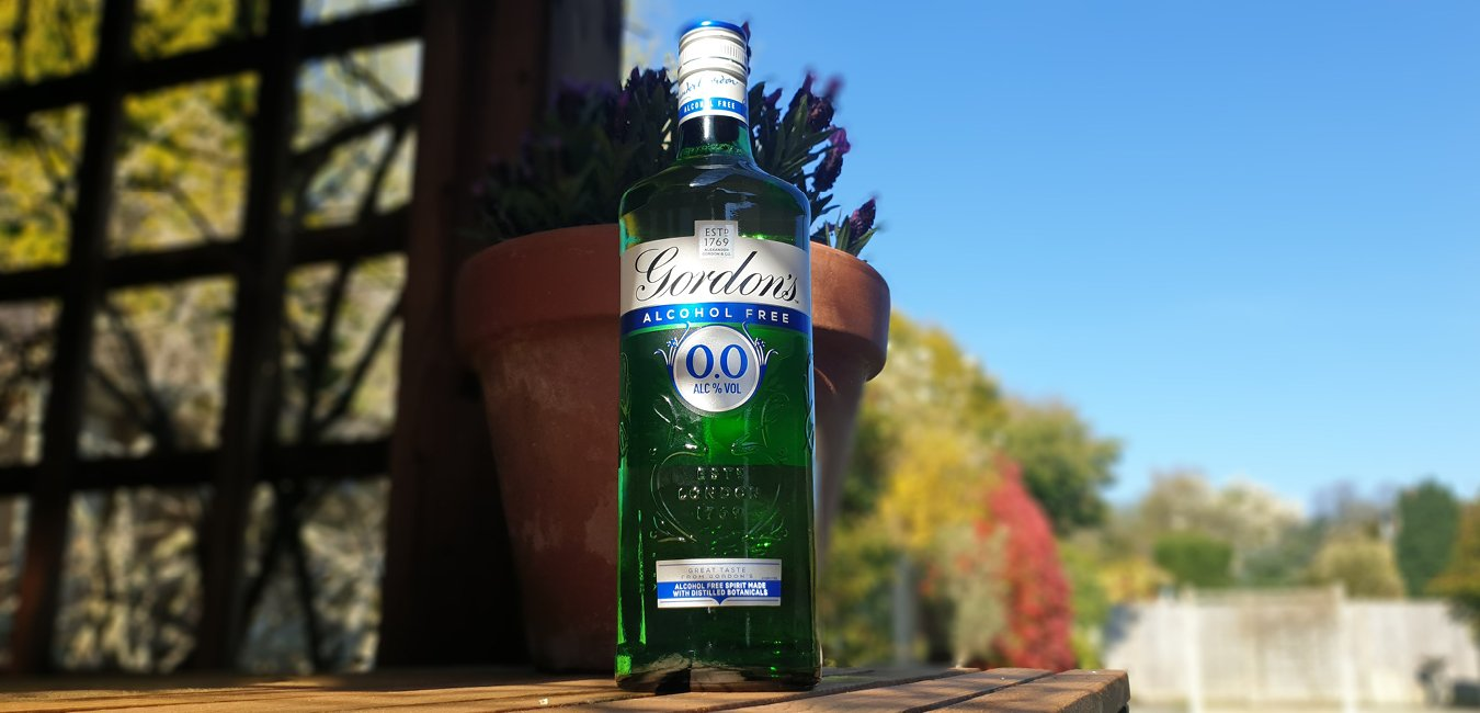 Gordon's 0.0% Gin - Female Original