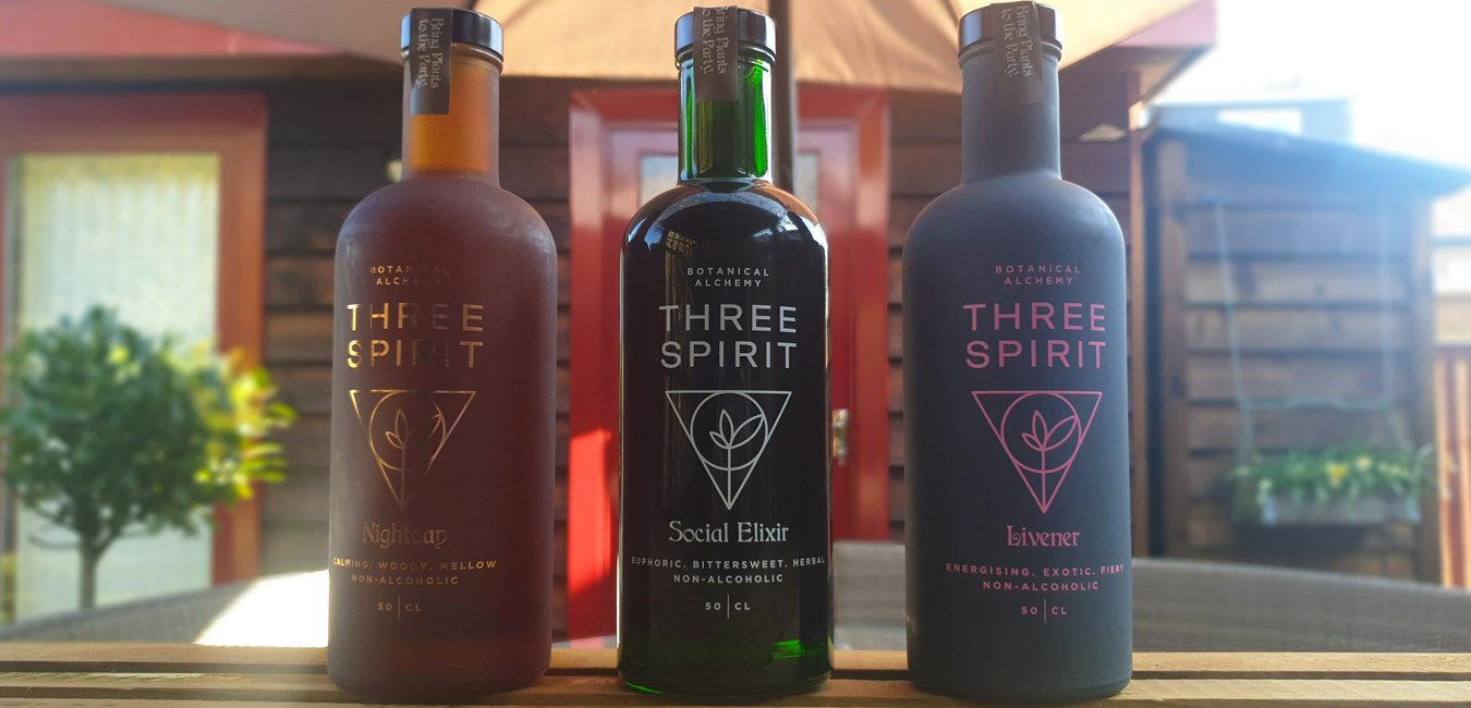The Spirit Drinks - Female Original